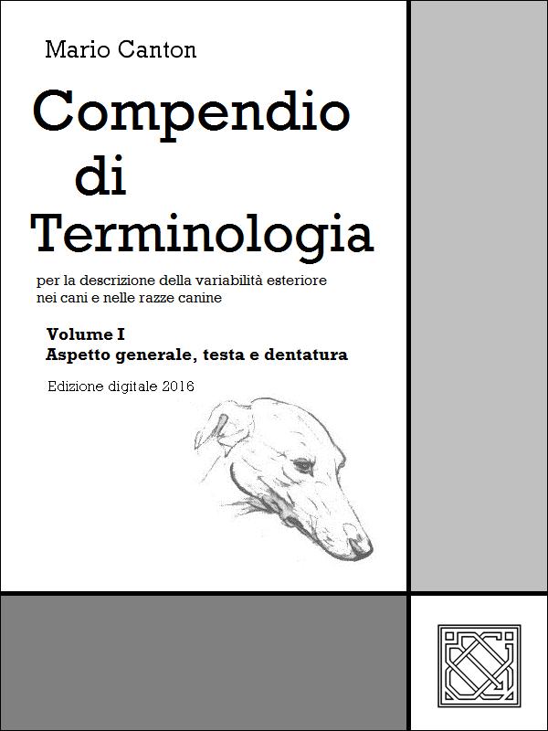 Compendio di Terminologia – Vol. 1