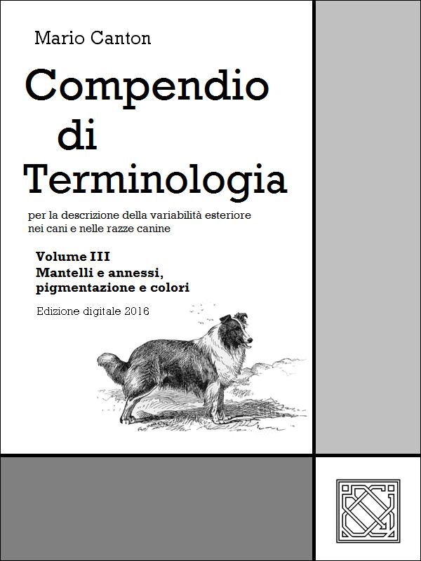 Compendio di Terminologia – Vol. 3