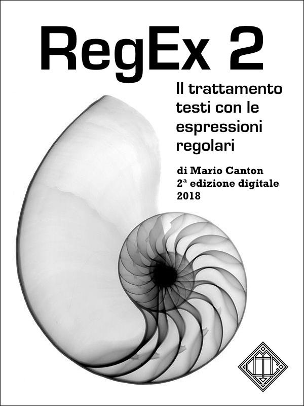 RegEx 2. Il trattamento testi con le espressioni regolari