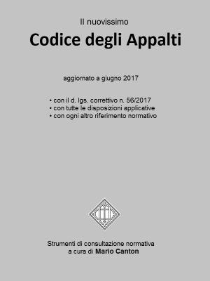 Il Nuovissimo Codice degli Appalti – 2ª ed.