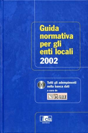 Guida Normativa per gli Enti Locali 2002
