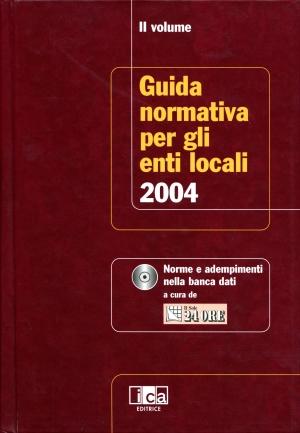 Guida Normativa per gli Enti Locali 2004