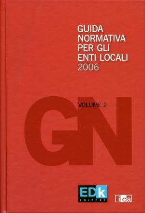 Guida Normativa per gli Enti Locali 2006