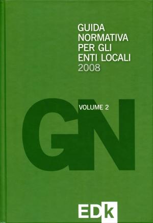 Guida Normativa per gli Enti Locali 2008