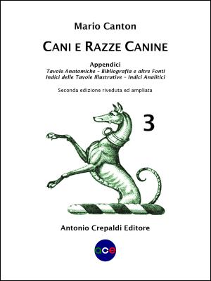Cani e Razze Canine – Vol. 3 (1ª e 2ª ed.)