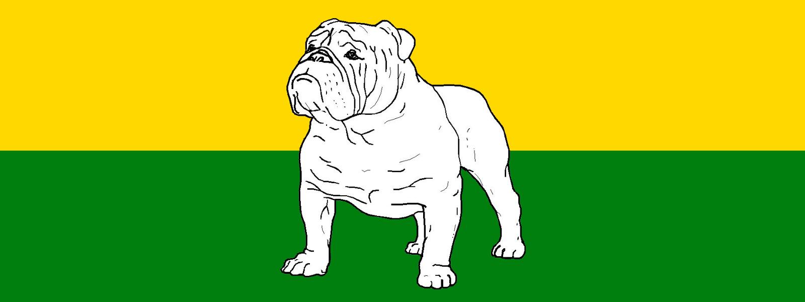 Banner trotto Bulldog