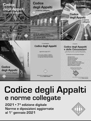 Codice degli Appalti e norme collegate – 7ª ed.